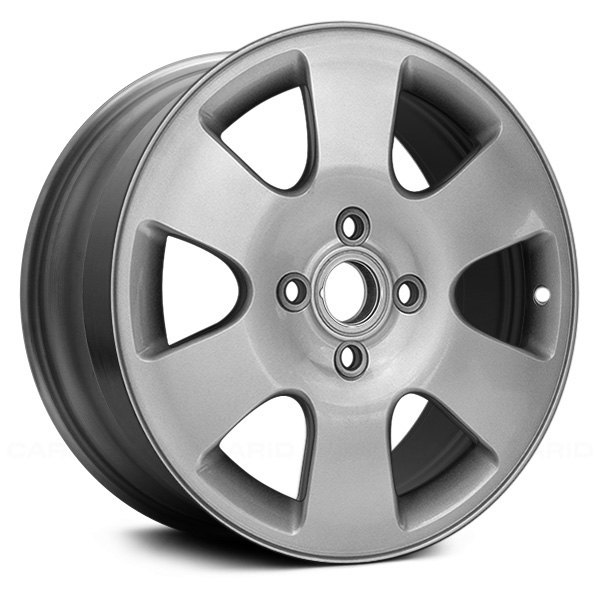 """Ford Focus 2000 2004 Replace 2fyp Remanufactured Complete: Ford Focus 2000-2003 16"""" Replica 6 Spokes"""