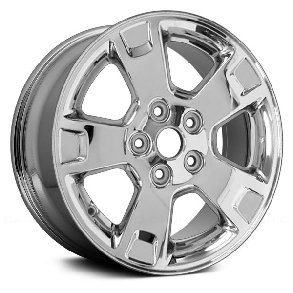 replace ford escape 2005 2007 16 remanufactured 5 spokes factory alloy wheel. Black Bedroom Furniture Sets. Home Design Ideas