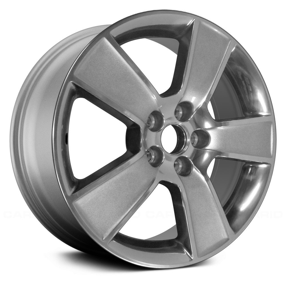 """Replace® - Ford Mustang 2007 18"""" Remanufactured 5 Flat Spokes Factory Alloy Wheel"""