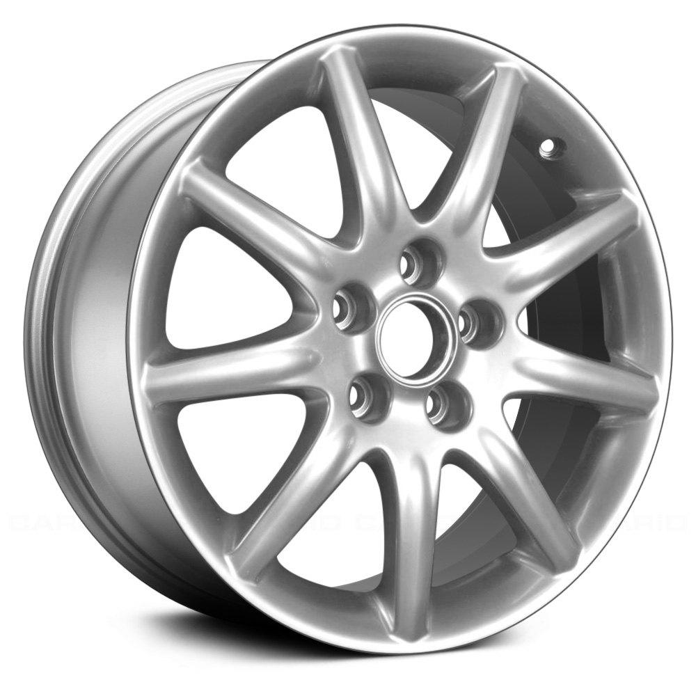 """2006 Buick Lucerne Price: Buick Lucerne 2006-2008 17"""" Replica 9 Spokes"""