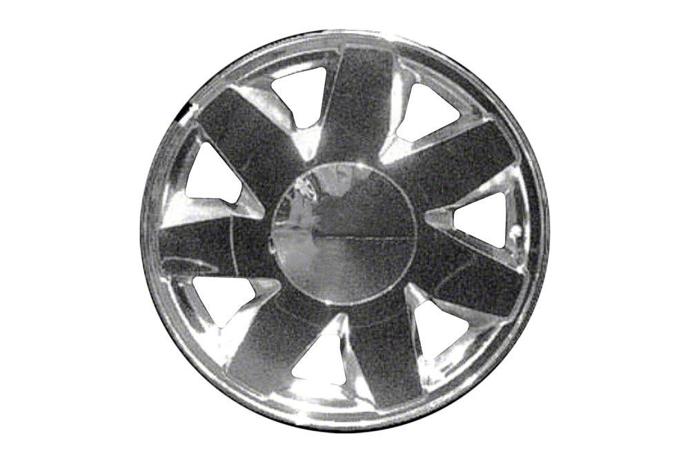 cadillac chrome alloy wheels. Black Bedroom Furniture Sets. Home Design Ideas