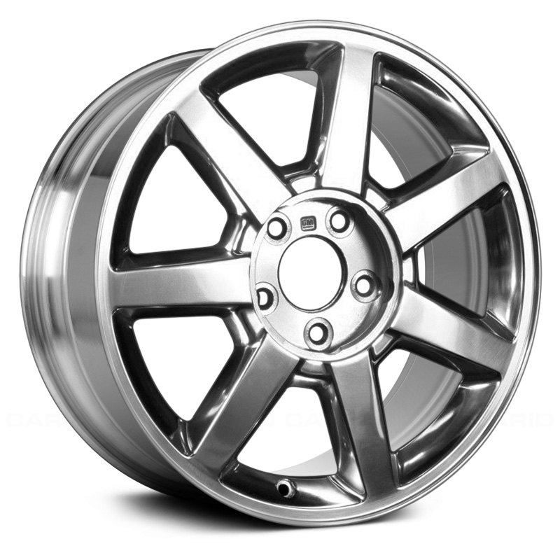 2005 Cadillac Cts Replacement Rim Damaged