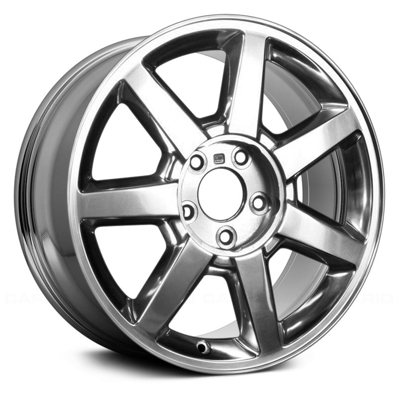 """Cadillac STS / STS-V 2006 17"""" Remanufactured 7"""