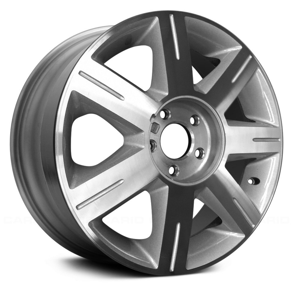cabinet wheels replace 174 cadillac dts 2006 2008 17 quot remanufactured 7 13078