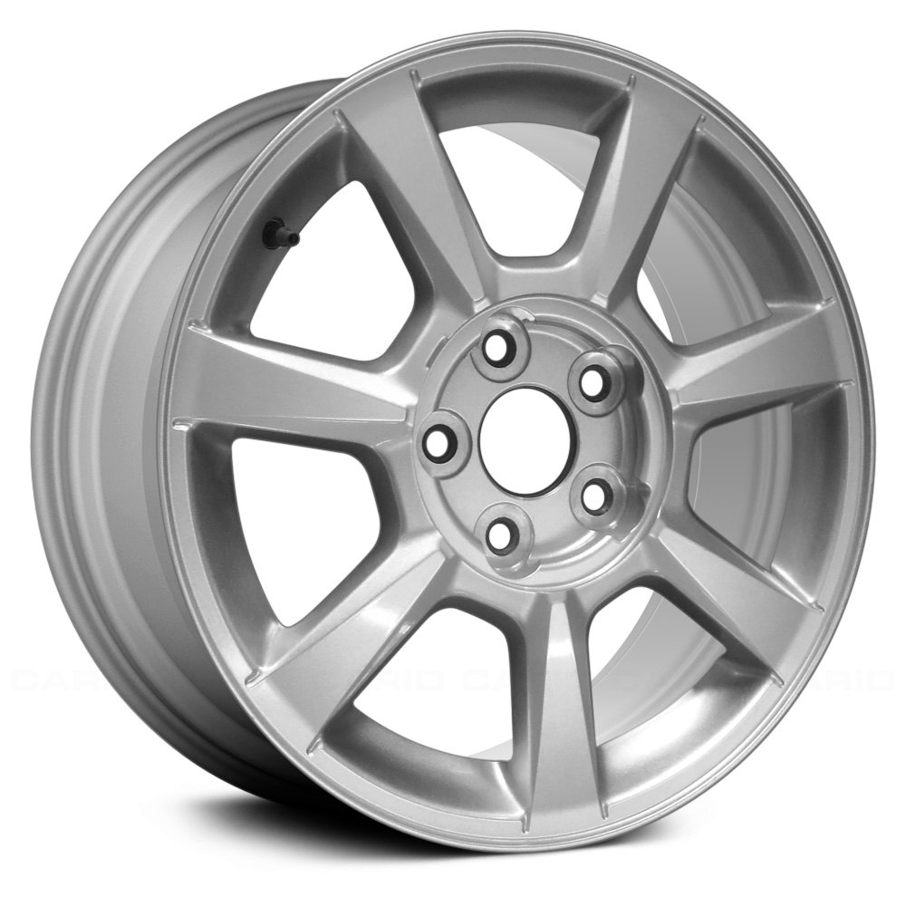 """Cadillac Stsv: Cadillac STS / STS-V 2008 17"""" Remanufactured 7 Spokes Factory Alloy Wheel"""