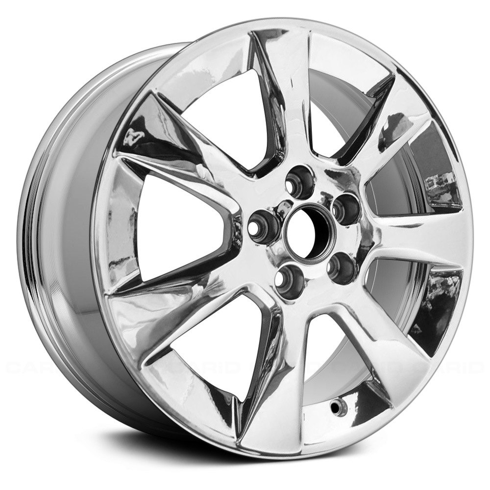 """Cadillac 2013 Price: Cadillac ATS 2013 17"""" Remanufactured 7 Spokes Factory Alloy Wheel"""