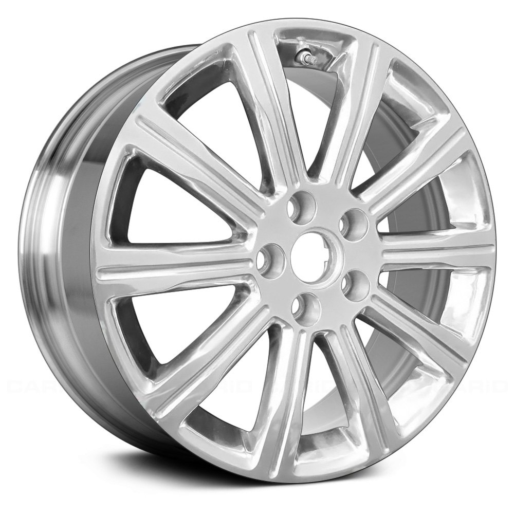 "Custom Cadillac Ats: Cadillac ATS 2014 18"" Remanufactured 10 Spokes"