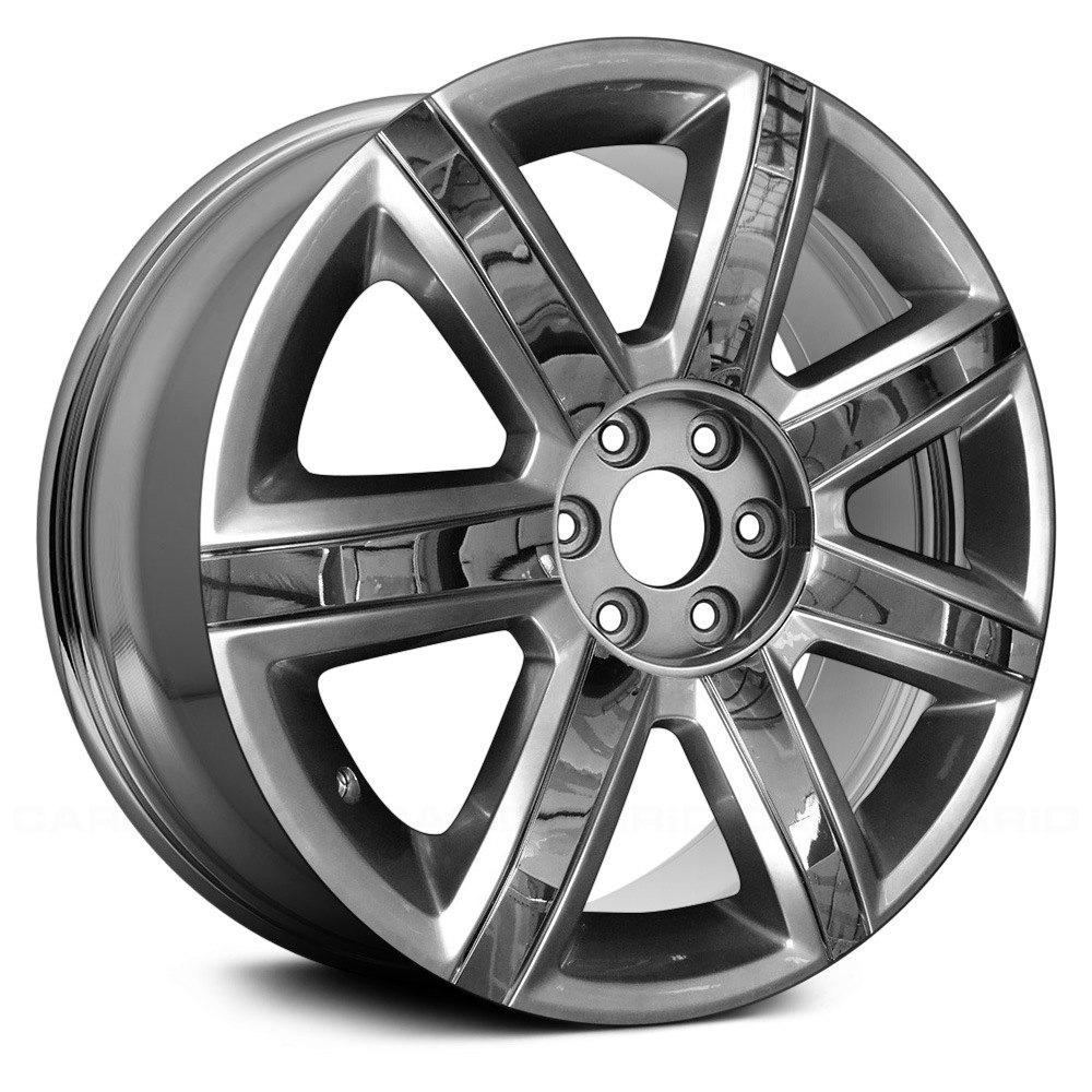 """Cadillac Escalade 2015-2016 22"""" Replica 7"""