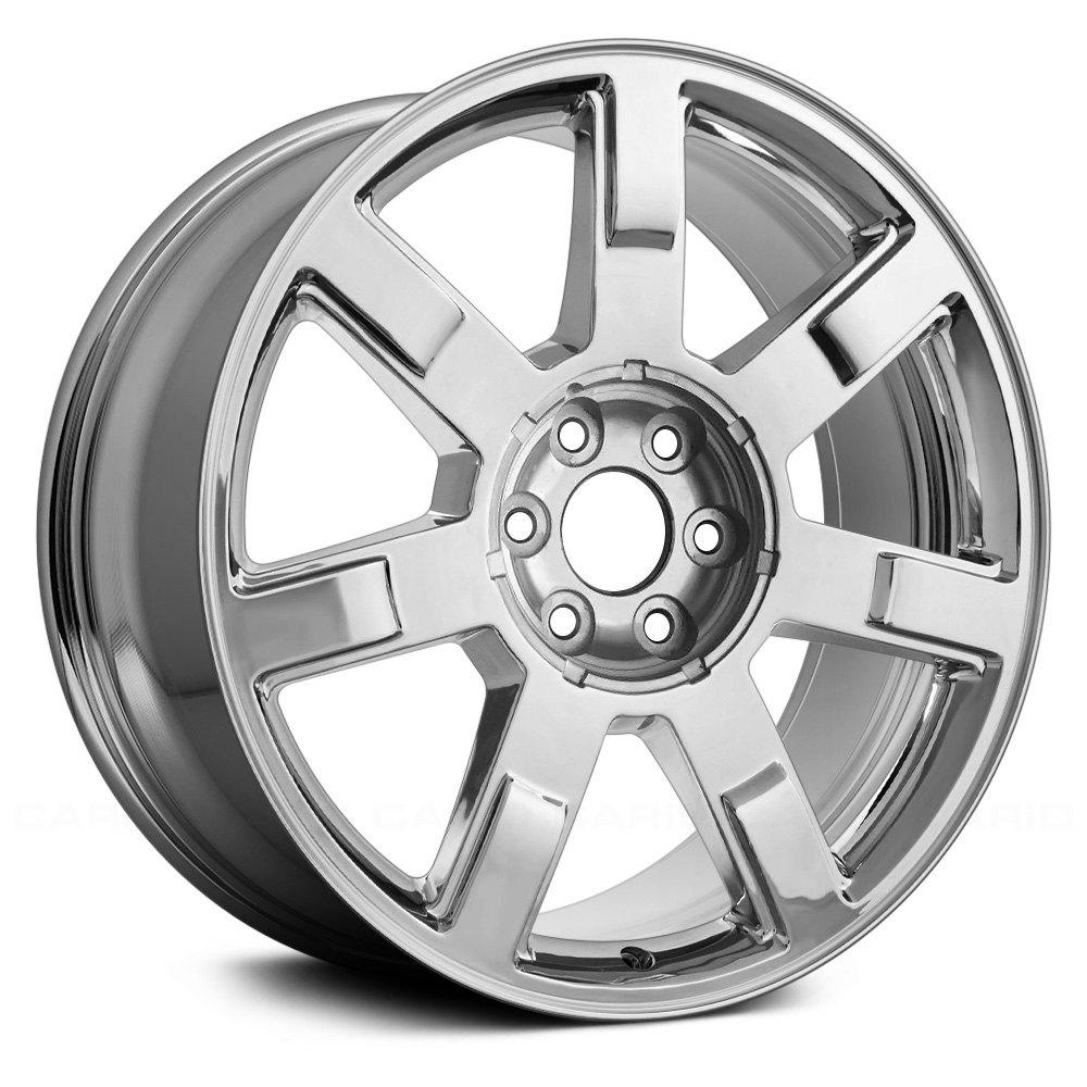 Cadillac Chrome Alloy Wheels