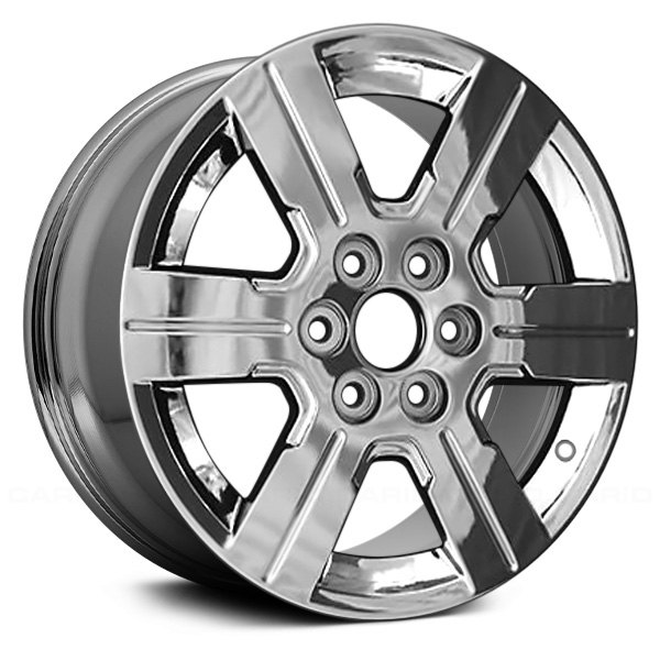replace chevy traverse 2011 18 remanufactured 6 spokes. Black Bedroom Furniture Sets. Home Design Ideas
