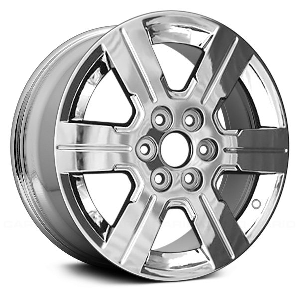 replace chevy traverse 2010 18 remanufactured 6 spokes. Black Bedroom Furniture Sets. Home Design Ideas