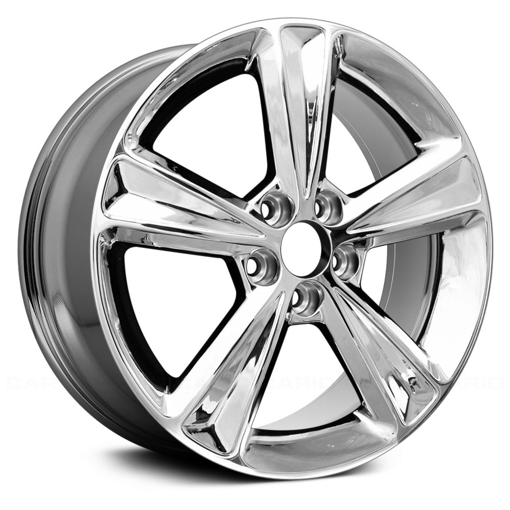 replace chevy cruze 2014 17 remanufactured 5 spokes factory alloy wheel. Black Bedroom Furniture Sets. Home Design Ideas