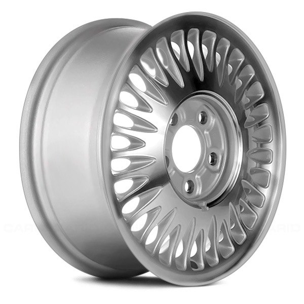 30 Chrome Rims : Replace aly u quot remanufactured slots chrome
