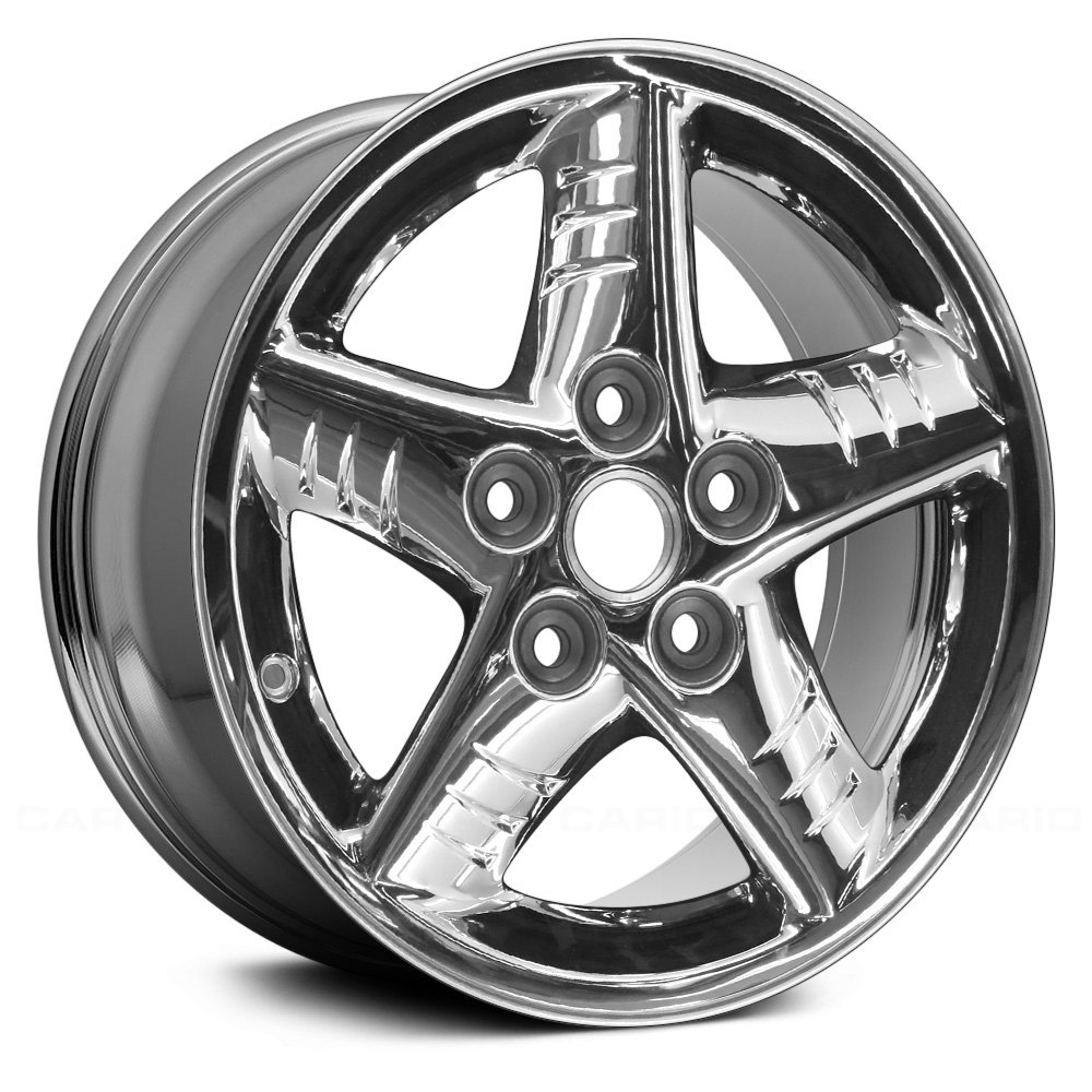 replace pontiac grand am 1999 2001 16 remanufactured 5 spokes factory alloy wheel. Black Bedroom Furniture Sets. Home Design Ideas