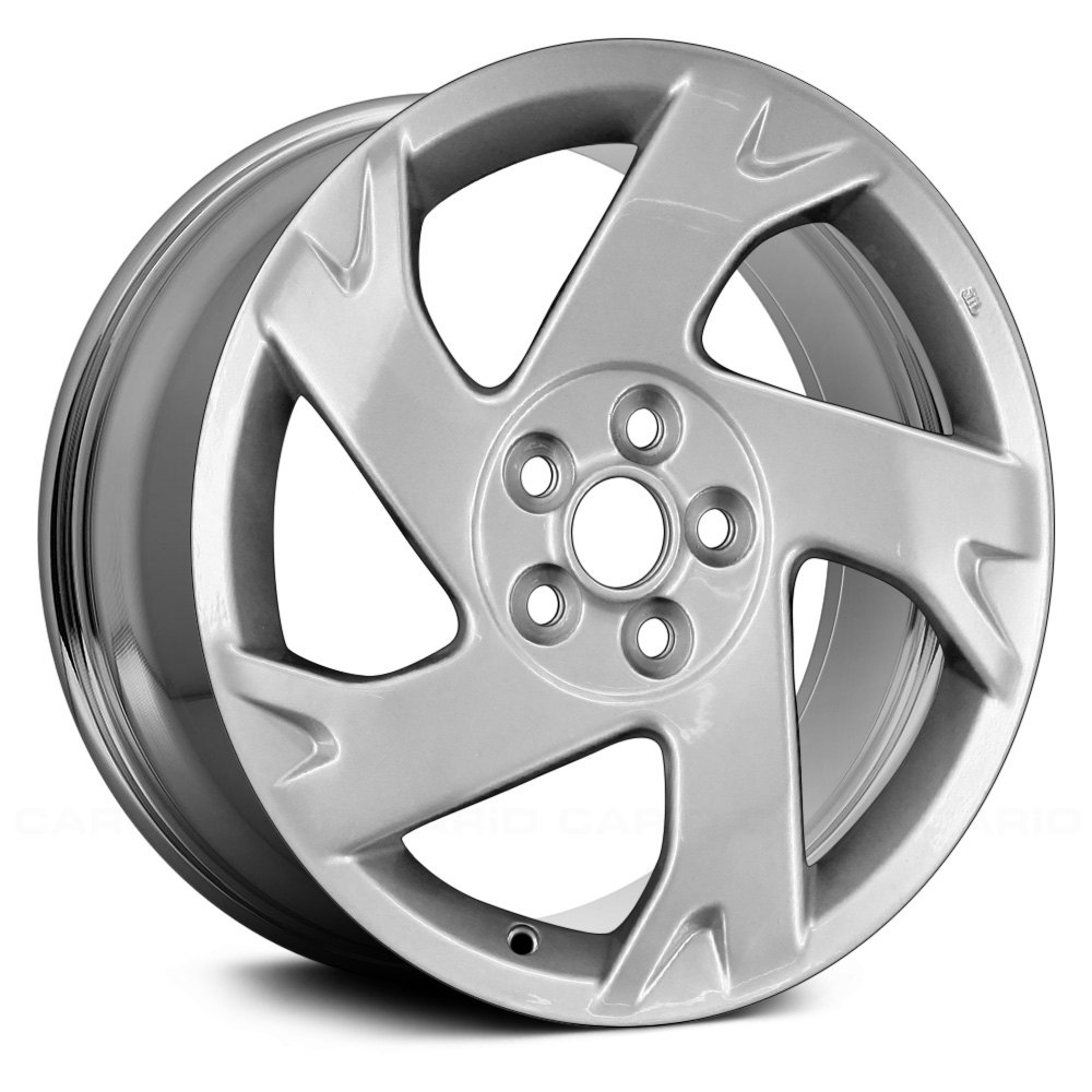 replace pontiac vibe 2003 2008 16 remanufactured 5 spokes factory alloy wheel. Black Bedroom Furniture Sets. Home Design Ideas