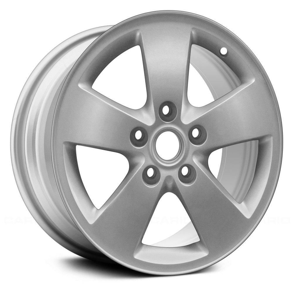 replace pontiac grand prix 2005 2008 16 replica 5 spokes factory alloy wheel. Black Bedroom Furniture Sets. Home Design Ideas