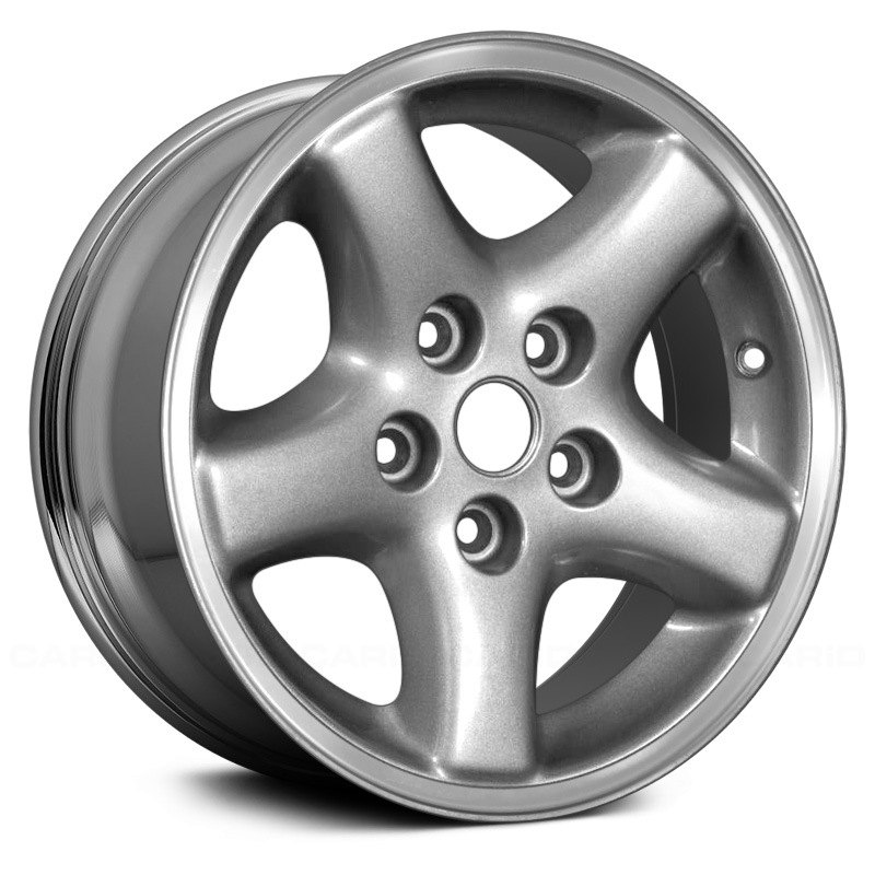 """For Jeep Wrangler 2000 2006 Replace 2a34 Remanufactured: Jeep Wrangler 2002 15"""" Remanufactured 5 Spokes"""
