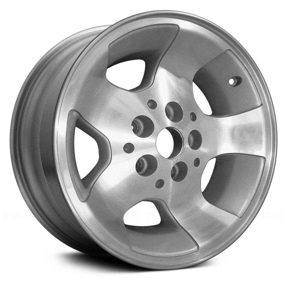 Stock Jeep Wrangler Wheels