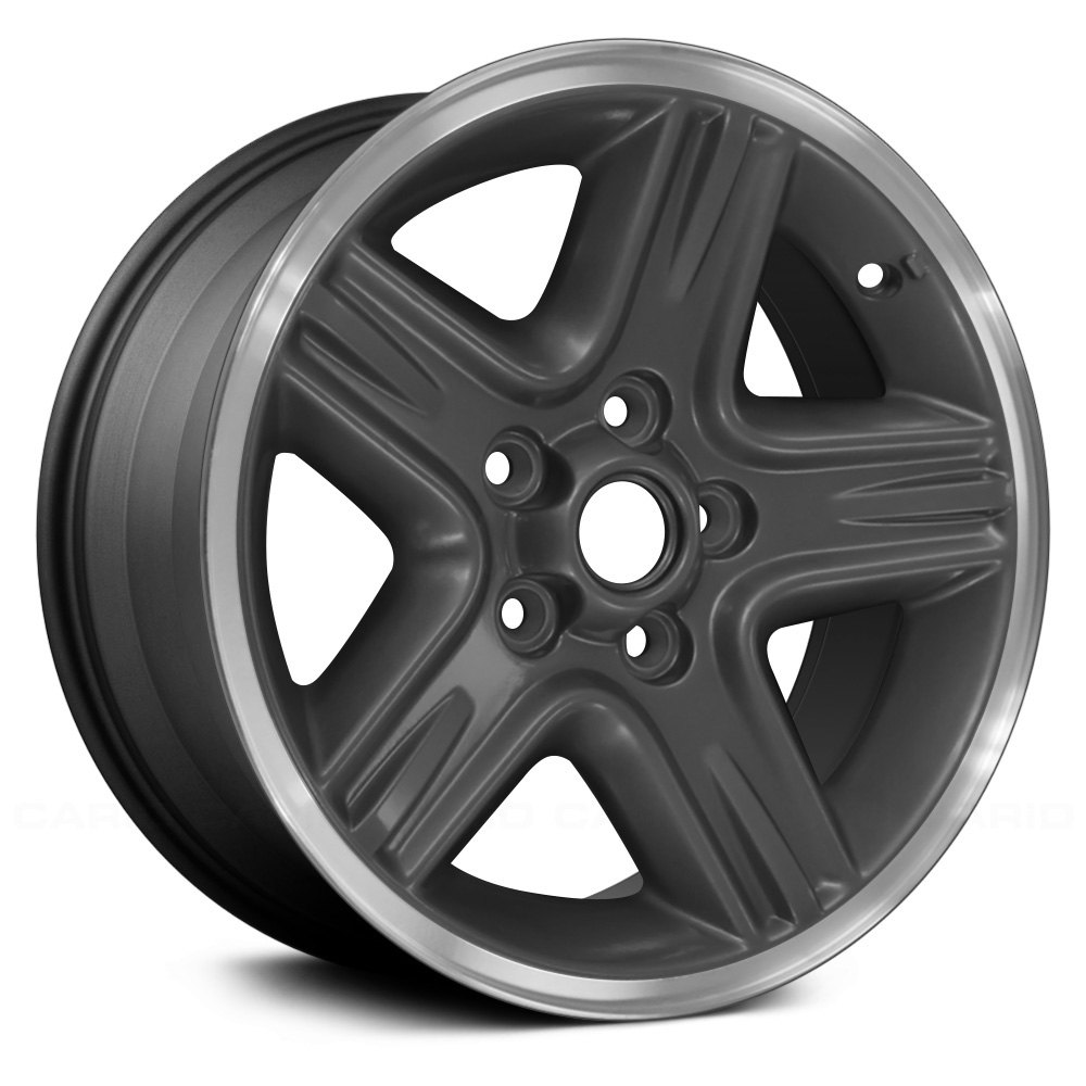 "Replace® - Jeep Liberty 2004 16"" Remanufactured 5 Spokes ..."