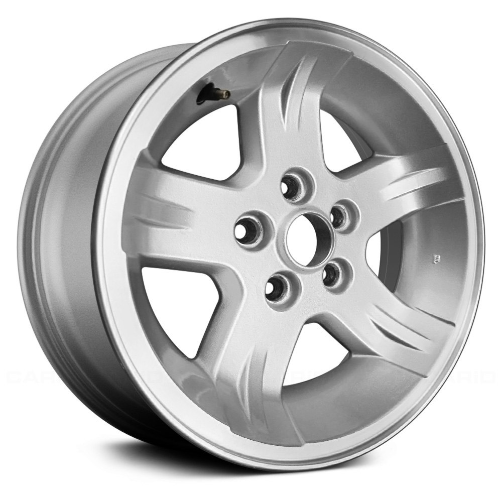 "Jeep Wrangler 2004 15"" Remanufactured 5 Spokes"
