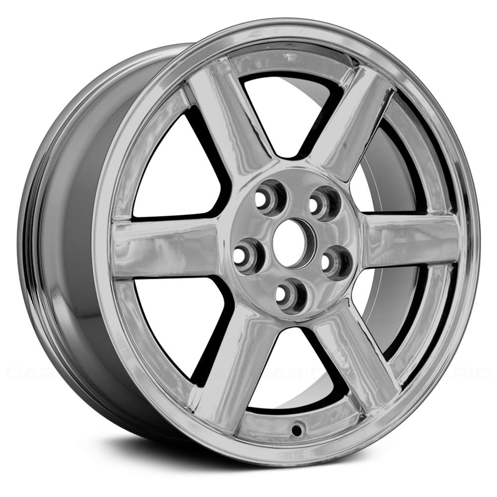"""Jeep Liberty 2007 17"""" Remanufactured 6 Spokes"""