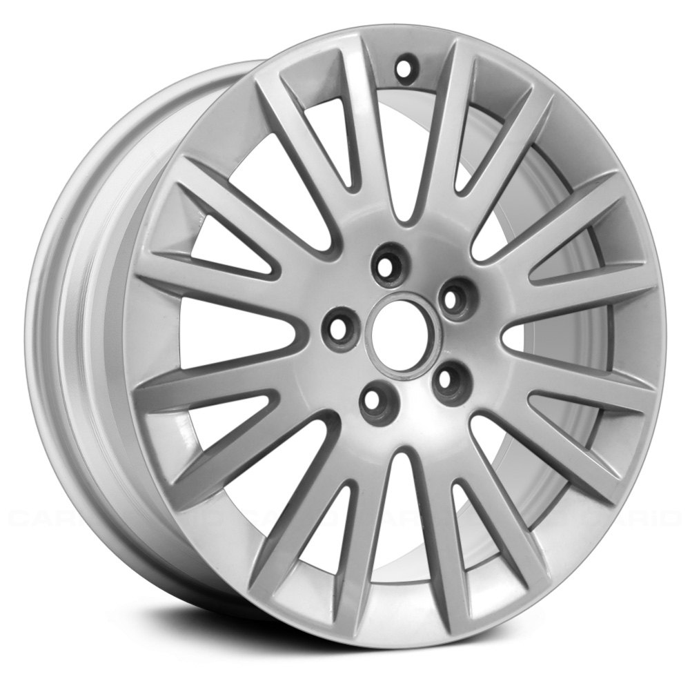 replace audi a3 2006 2013 17 replica 16 spokes factory alloy wheel. Black Bedroom Furniture Sets. Home Design Ideas
