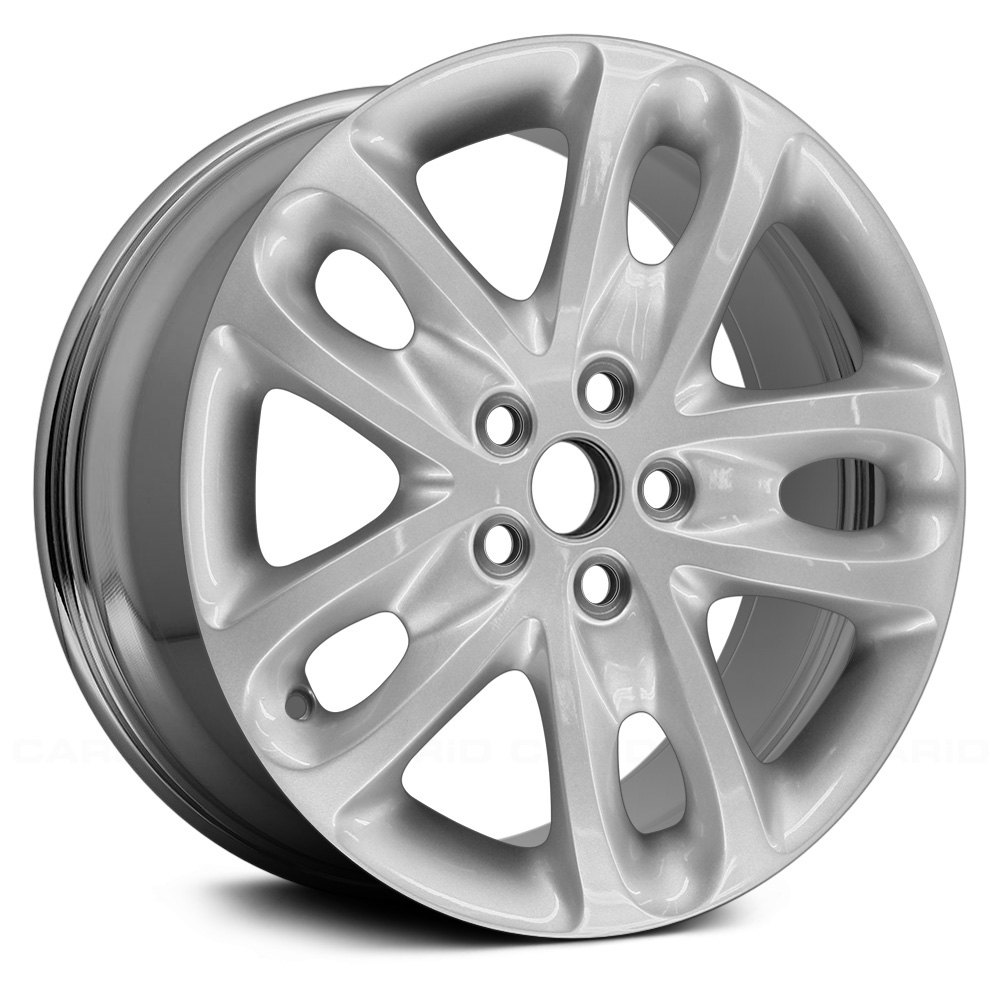 "2004 Jaguar S Type Price: Jaguar X-Type 2004 17"" Remanufactured 5 Spokes"