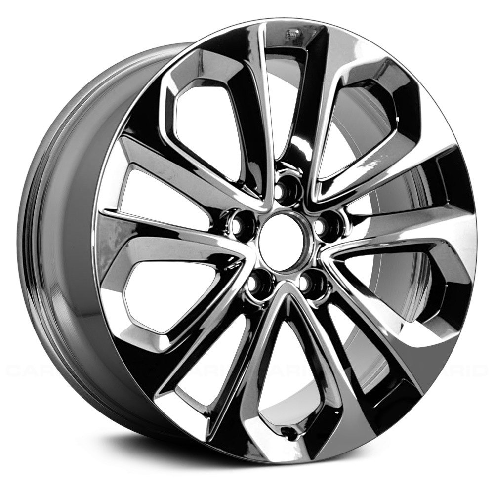 replace honda accord coupe sedan    remanufactured  double spokes factory alloy