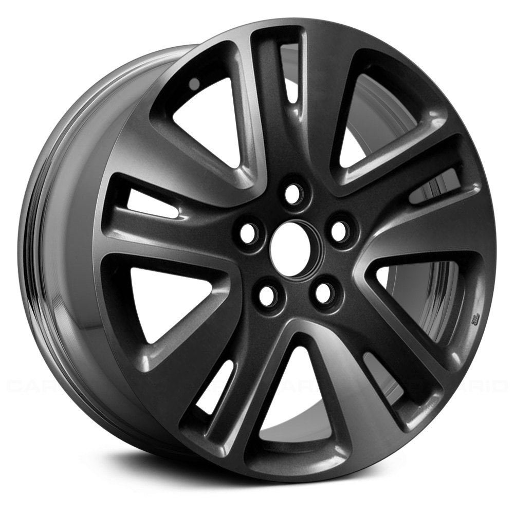 replace honda odyssey 2014 18 remanufactured 10 spokes factory alloy wheel. Black Bedroom Furniture Sets. Home Design Ideas