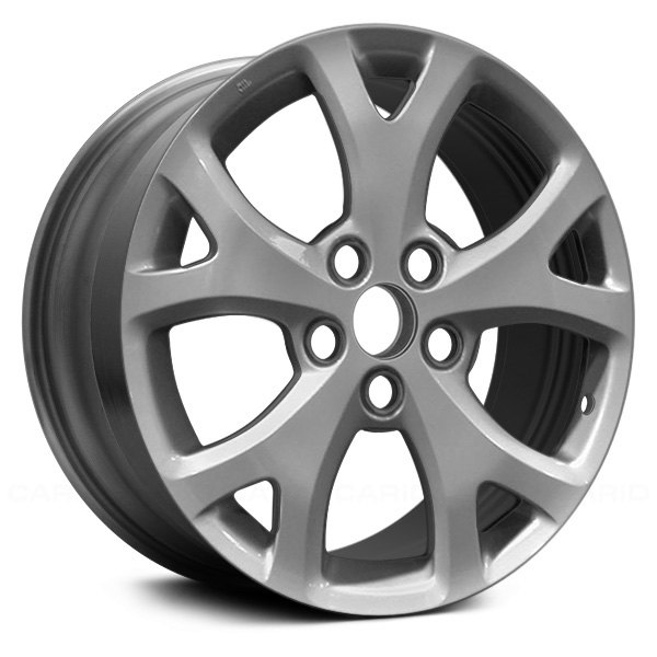"""For Sale 2008 Mazdaspeed 3 Wheels: Mazda 3 2008 17"""" Remanufactured 5 Y Spokes Factory Alloy Wheel"""
