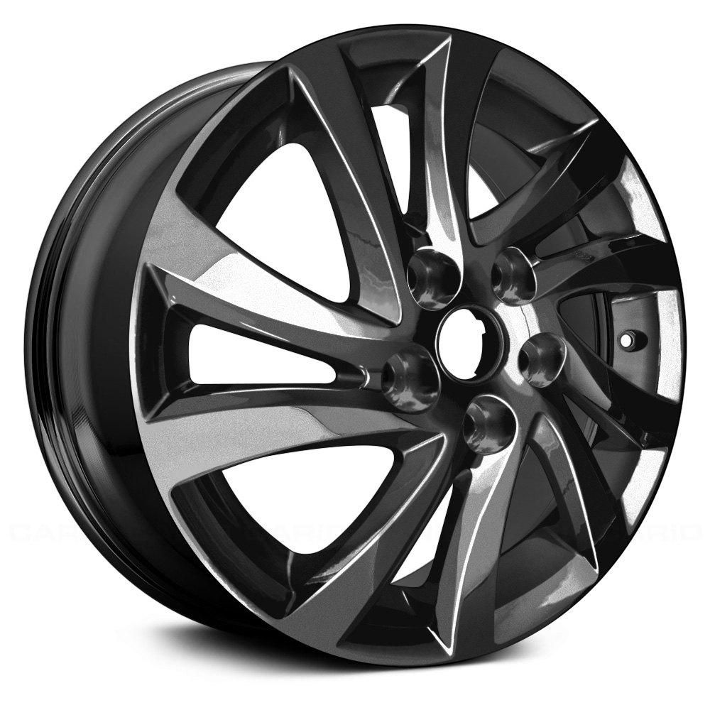 "Replace® - Mazda 3 2014 16"" Remanufactured 10 Spokes ... 2014 Mazda 3 Wheel Specs"
