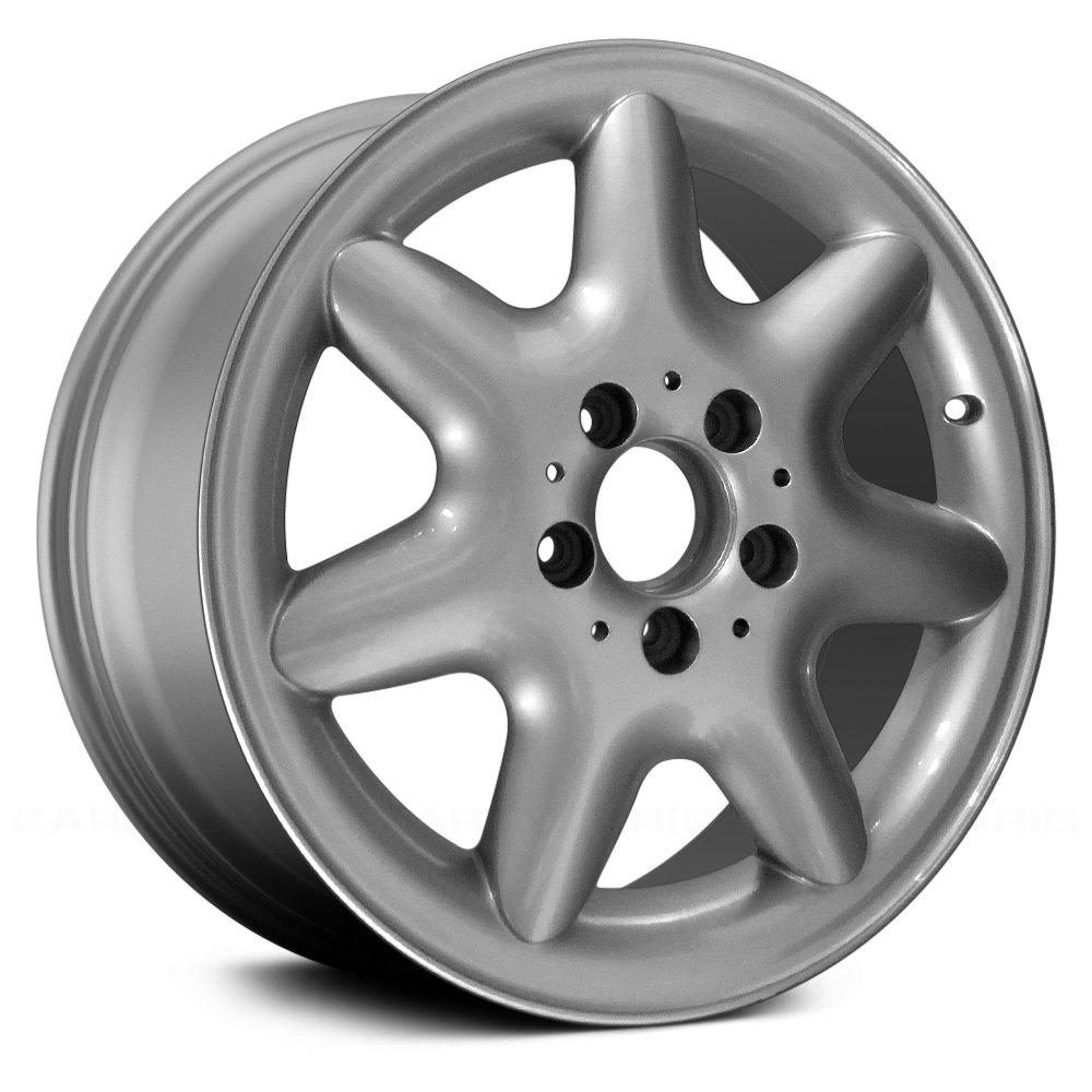 Replace mercedes c240 c320 2002 16 remanufactured 7 for Mercedes benz c240 wheels