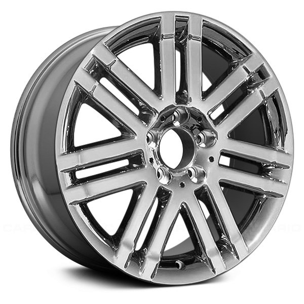 Replace mercedes c300 2008 17 remanufactured 7 double for Mercedes benz replacement wheels