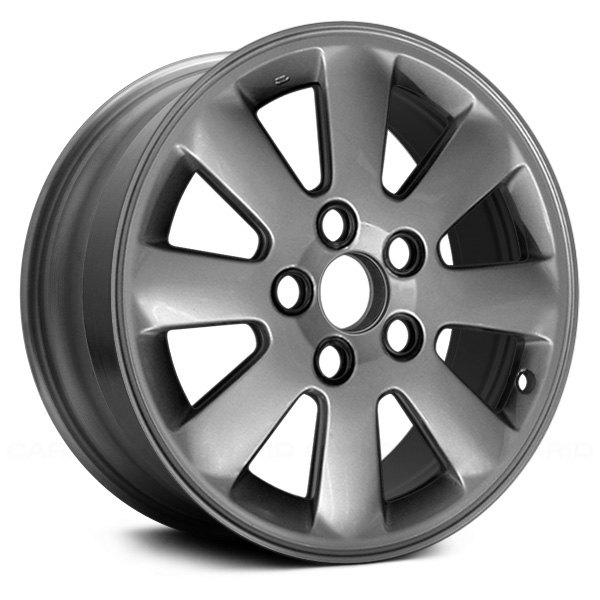 replace toyota camry 2006 16 remanufactured 8 spokes factory alloy wheel. Black Bedroom Furniture Sets. Home Design Ideas