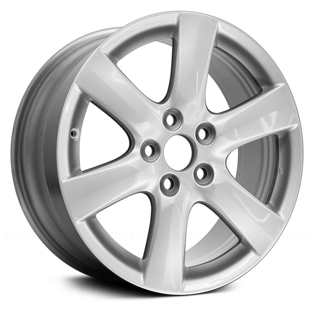 """Replace® - Toyota RAV4 2007 17"""" Remanufactured 6 Spokes Factory Alloy Wheel"""