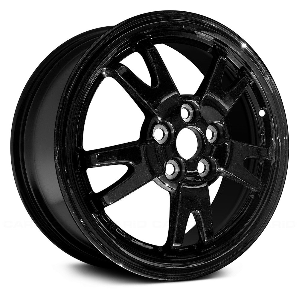 Aly Toyota Prius Wheel Black Painted