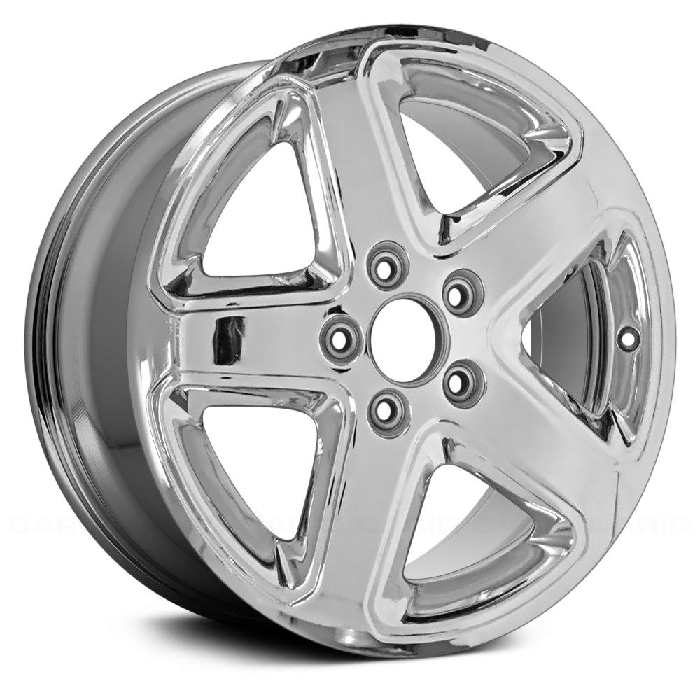 """Acura CL 2001-2002 17"""" Remanufactured 5 Spokes"""