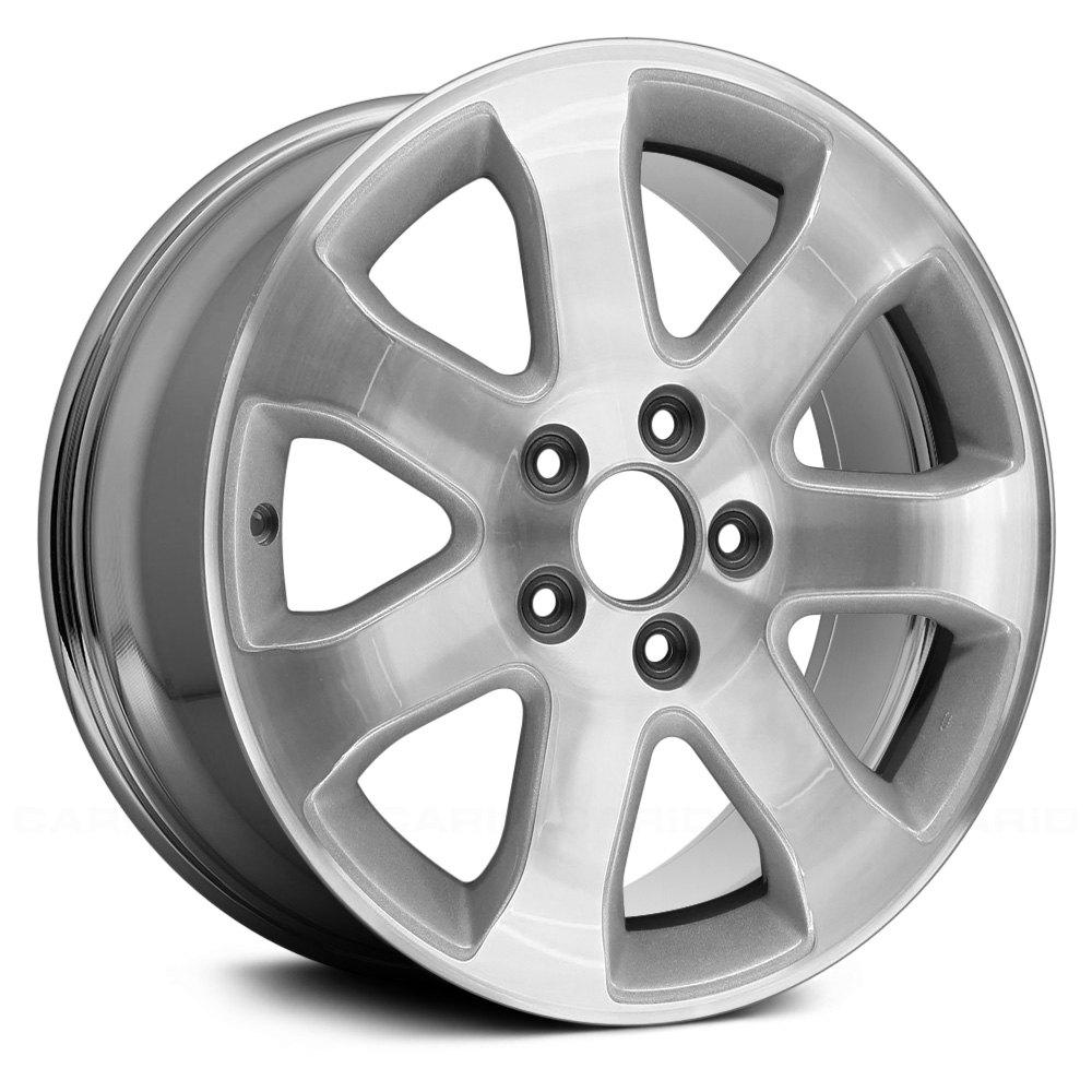 """Acura TL 2003 17"""" Remanufactured 7 Spokes"""
