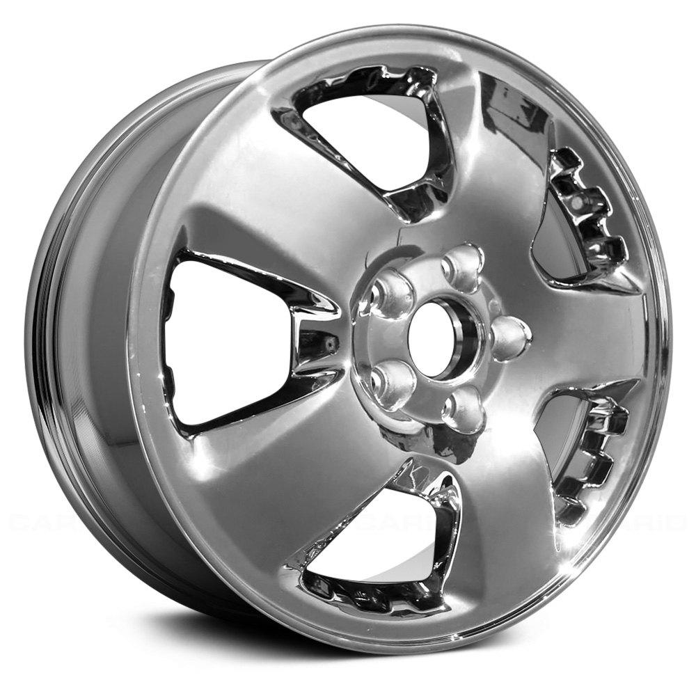 "Acura MDX 2003-2006 17"" Remanufactured 5 Spokes"
