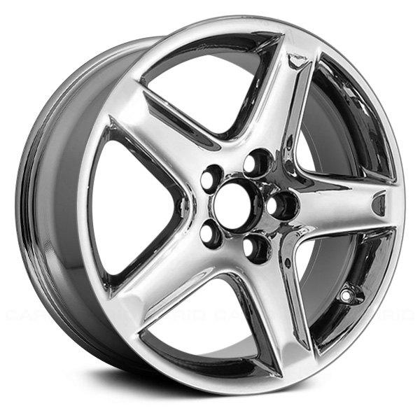 """Acura TL 2006 17"""" Remanufactured 5 Spokes"""