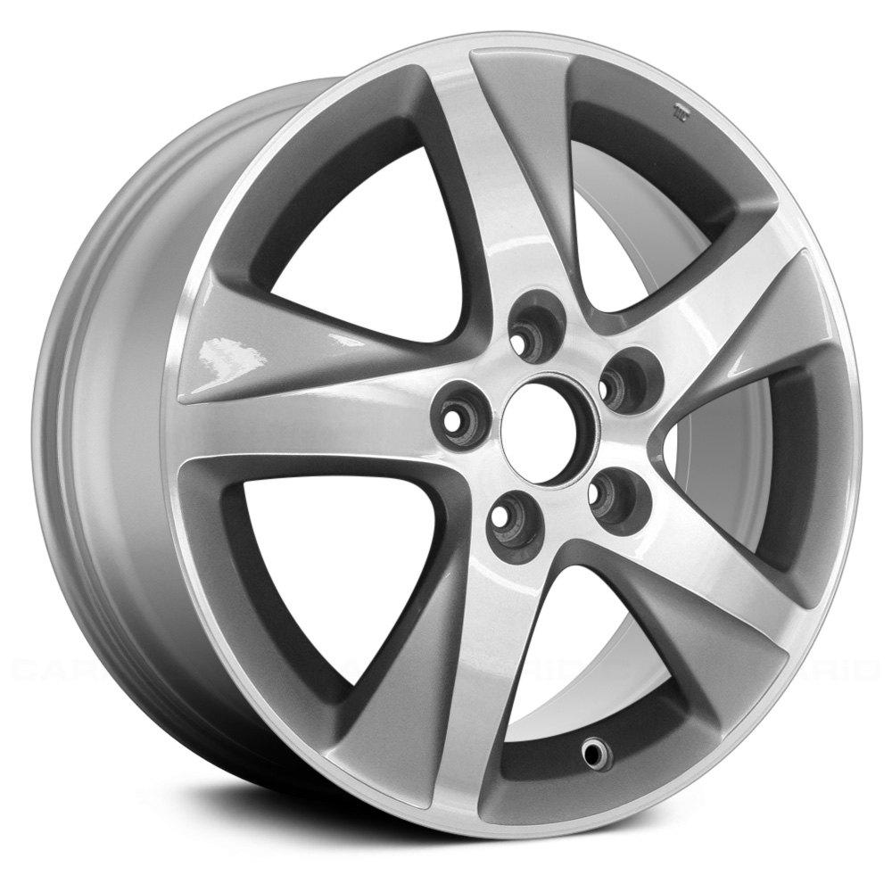 "Acura TSX 2011 17"" Remanufactured 5 Spokes"