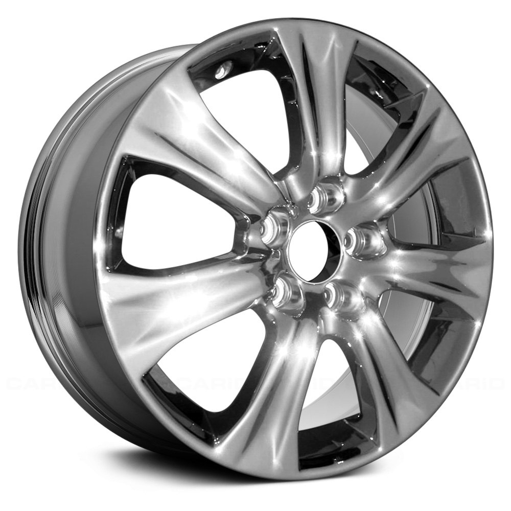 "Acura Rl 2009 Price: Acura RL 2009-2011 18"" Remanufactured 7 Spokes"