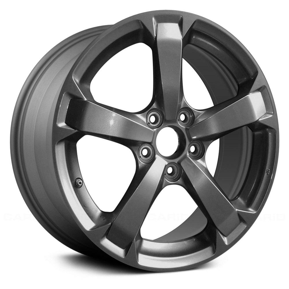 """Acura TL 2012 18"""" Remanufactured 5 Spokes"""