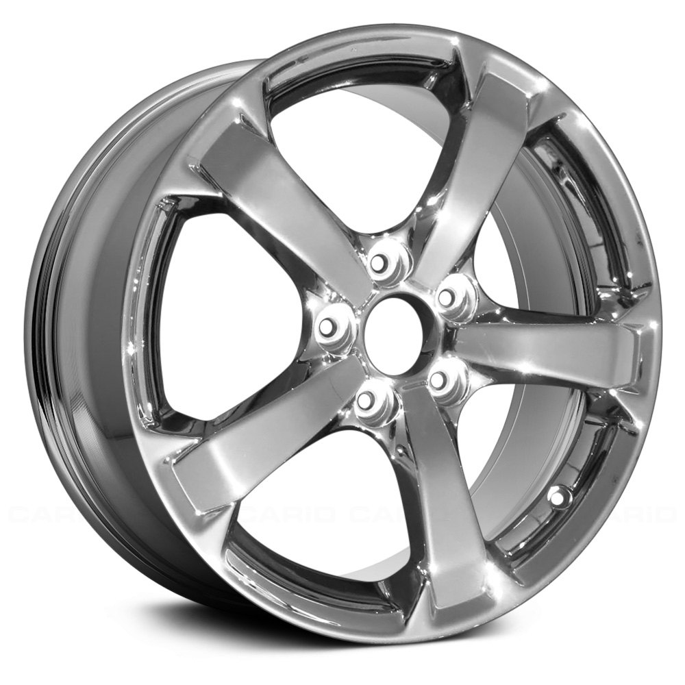 "Acura TL 2011 18"" Remanufactured 5 Spokes"