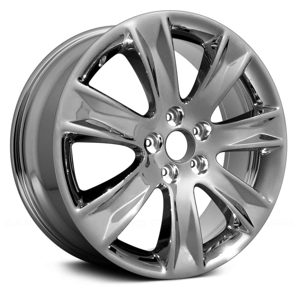 "Acura MDX 2010-2013 19"" Remanufactured 7 Spokes"
