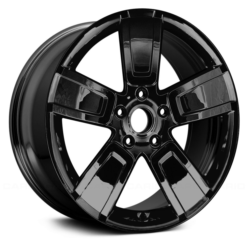 "Kia Performance Center >> Replace® - Kia Soul 2010-2011 18"" Remanufactured 5 Spokes ..."
