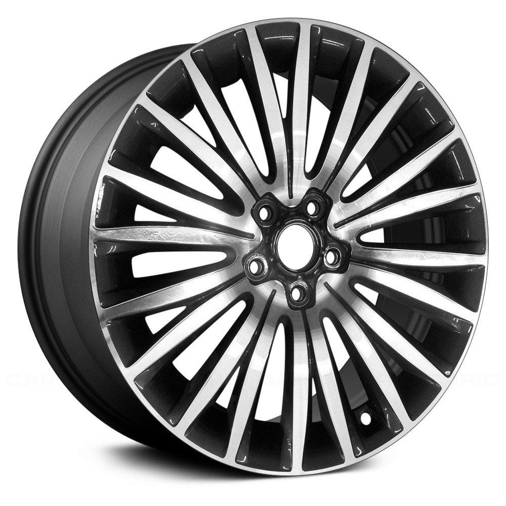 "2014 Kia Cadenza Interior: Kia Cadenza 2014 19"" Remanufactured 20 Spokes"