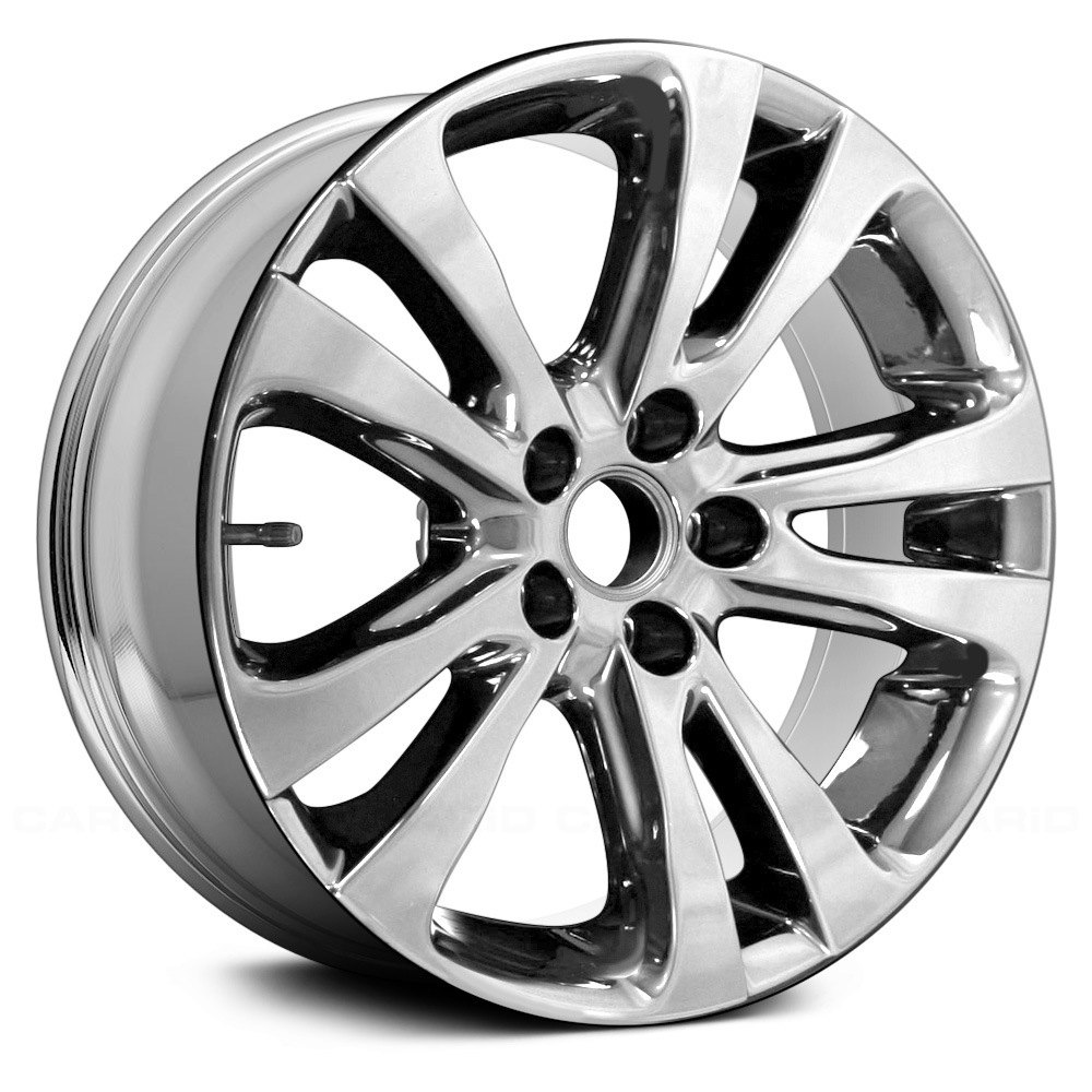 """Replace Chrysler 200 2015 17"""" Remanufactured 5 Double"""