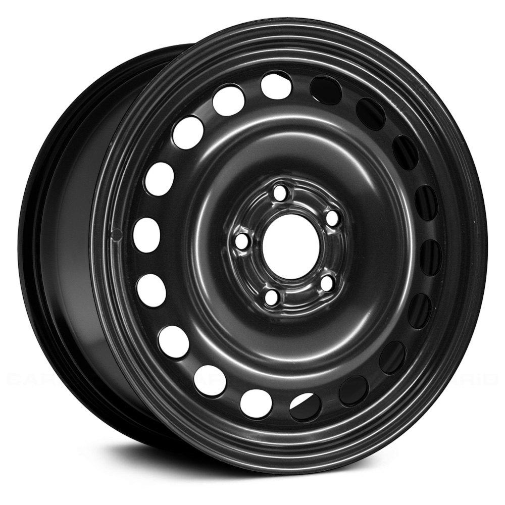 "Chevy Malibu 2008 16"" Replica 18 Vents Black"