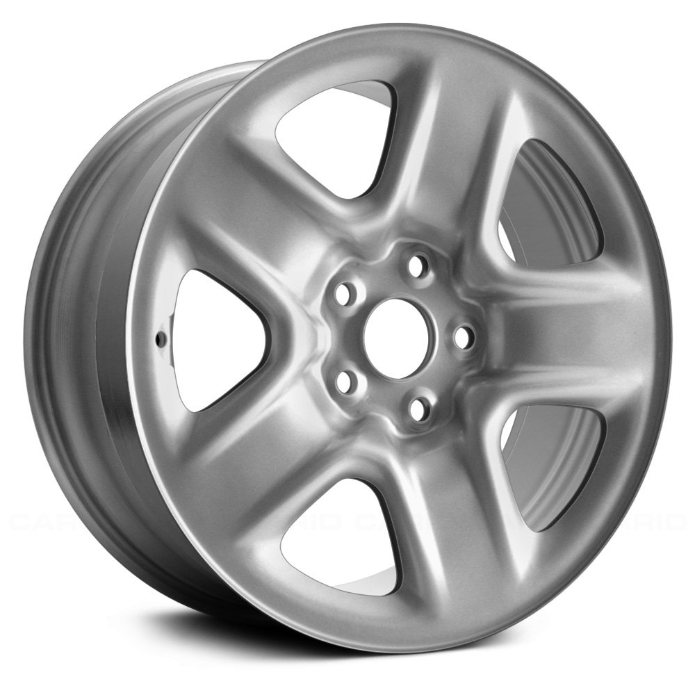"Replace® STL69506U20 - 17"" Remanufactured 5 Spokes Silver ..."